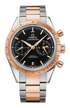 Buy this new Omega Speedmaster '57 Co-Axial Chronograph 41.5mm 331.20.42.51.01.002 mens watch for the discount price of £9,000.00. UK Retailer.