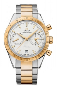 Buy this new Omega Speedmaster '57 Co-Axial Chronograph 41.5mm 331.20.42.51.02.001 mens watch for the discount price of £9,000.00. UK Retailer.