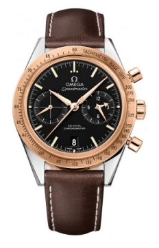 Omega Speedmaster '57 Co-Axial Chronograph 41.5mm Mens watch, model number - 331.22.42.51.01.001, discount price of £5,870.00 from The Watch Source