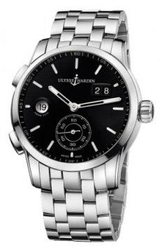Ulysse Nardin Dual Time Manufacture 42mm 3343-126-7/92 watch