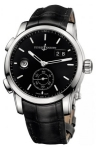 Ulysse Nardin Dual Time Manufacture 42mm 3343-126/92 watch