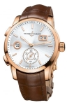 Ulysse Nardin Dual Time Manufacture 42mm 3346-126/91 watch