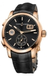 Ulysse Nardin Dual Time Manufacture 42mm 3346-126/92 watch