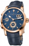 Ulysse Nardin Dual Time Manufacture 42mm 3346-126LE/93 watch
