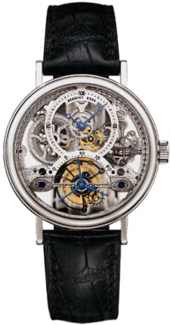 Breguet Tourbillon Manual Wind Mens watch, model number - 3355pt/00/986, discount price of £93,075.00 from The Watch Source