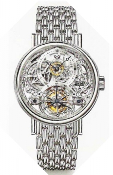Breguet Tourbillon Manual Wind Mens watch, model number - 3355pt/00/pa0, discount price of £133,530.00 from The Watch Source