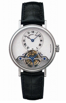 Breguet Tourbillon Manual Wind Mens watch, model number - 3357bb/12/986, discount price of £62,560.00 from The Watch Source