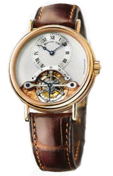 Breguet Tourbillon Manual Wind Mens watch, model number - 3357br/12/986, discount price of £65,970.00 from The Watch Source