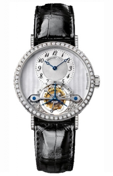 Breguet Tourbillon Manual Wind Ladies watch, model number - 3358bb/52/986.dd00, discount price of £72,900.00 from The Watch Source