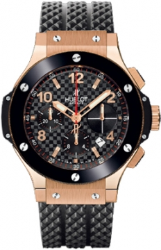 Hublot Big Bang Gold 41mm Midsize watch, model number - 341.pb.131.rx, discount price of £18,080.00 from The Watch Source