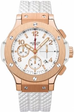 Buy this new Hublot Big Bang Chronograph 41mm 341.pe.230.rw ladies watch for the discount price of £17,712.00. UK Retailer.