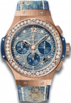 Hublot Big Bang Jeans 41mm 341.pl.2780.nr.1204.jeans watch