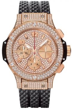 Hublot Big Bang Chronograph 41mm Midsize watch, model number - 341.px.9010.rx.1704, discount price of £40,720.00 from The Watch Source