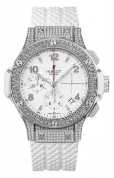 Hublot Big Bang Steel White 41mm Ladies watch, model number - 342.se.230.rw.174, discount price of £14,160.00 from The Watch Source