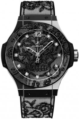 Hublot Big Bang Broderie 41mm 343.SS.6570.NR.BSK16 watch