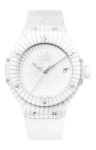 Hublot Big Bang Ceramic Caviar 41mm 346.hx.2800.rw White Caviar watch