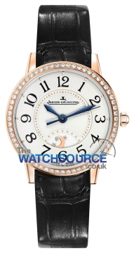 Jaeger LeCoultre Rendez-Vous Night & Day 29mm Ladies watch, model number - 3462521, discount price of £13,600.00 from The Watch Source