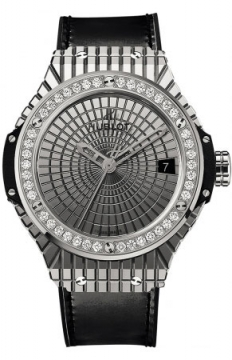 Hublot Big Bang Steel Caviar 41mm Midsize watch, model number - 346.sx.0870.vr.1204, discount price of £9,200.00 from The Watch Source