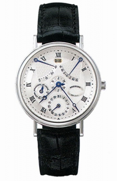 Breguet Perpetual Calendar Equation of Time Mens watch, model number - 3477pt/1e/986, discount price of £129,655.00 from The Watch Source