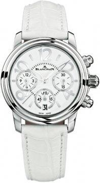 Blancpain Women's Flyback Chronograph 3485f-1127-97b watch