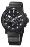Ulysse Nardin Maxi Marine Diver Black Sea Chronograph 353-92-3C watch