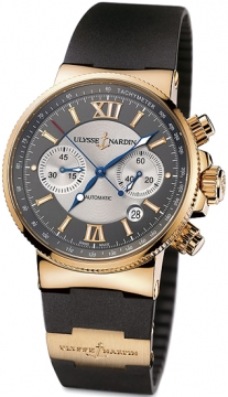 Ulysse Nardin Maxi Marine Chronograph 356-66-3/319 watch