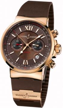 Ulysse Nardin Maxi Marine Chronograph 356-66-3/355 watch
