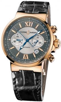 Ulysse Nardin Maxi Marine Chronograph 356-66/319 watch