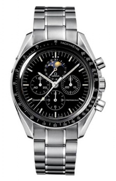 Omega Speedmaster Professional Moonwatch 42mm Mens watch, model number - 3576.50, discount price of £3,285.00 from The Watch Source