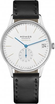 Nomos Glashutte Orion Neomatik 41mm 360 watch