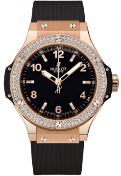 Hublot Big Bang Quartz 38mm Ladies watch, model number - 361.px.1280.rx.1104, discount price of £15,280.00 from The Watch Source