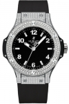 Hublot Big Bang Quartz Steel 38mm 361.sx.1270.rx.1704 watch