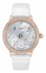 Blancpain Ladies Off Centered Hour Retrograde Seconds 3650a-3754-58b watch