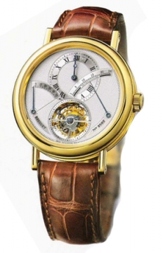 Breguet Tourbillon Power Reserve & 24 Hour Mens watch, model number - 3657ba/12/9v6, discount price of £82,975.00 from The Watch Source