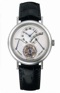 Breguet Tourbillon Power Reserve & 24 Hour Mens watch, model number - 3657pt/12/9v6, discount price of £88,650.00 from The Watch Source