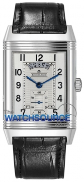 Jaeger LeCoultre Grande Reverso Duo Mens watch, model number - 3748421, discount price of £6,460.00 from The Watch Source