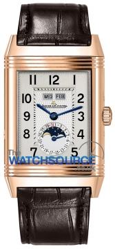 Jaeger LeCoultre Grande Reverso Calendar Mens watch, model number - 3752520, discount price of £14,195.00 from The Watch Source