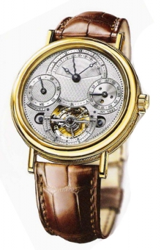 Breguet Tourbillon Perpetual Calendar Mens watch, model number - 3757ba/1e/9v6, discount price of £97,430.00 from The Watch Source