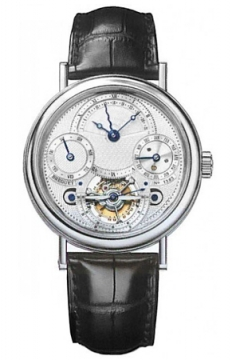 Breguet Tourbillon Perpetual Calendar Mens watch, model number - 3757pt/1e/9v6, discount price of £102,330.00 from The Watch Source