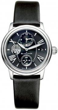 Blancpain Women's Double Time Zone 3760-1130-52b watch