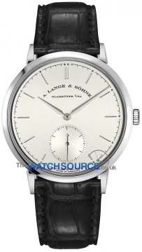 A. Lange & Sohne Saxonia Automatic 38.5mm Mens watch, model number - 380.026, discount price of £16,920.00 from The Watch Source