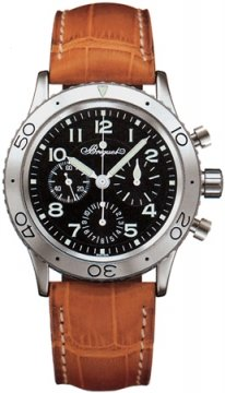 Breguet Type XX Aeronavale Mens watch, model number - 3800st/92/9w6, discount price of £6,120.00 from The Watch Source