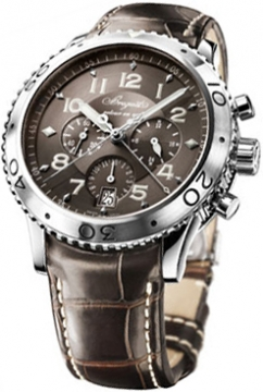 Breguet Type XXI Flyback Mens watch, model number - 3810st/92/9zu, discount price of £7,225.00 from The Watch Source