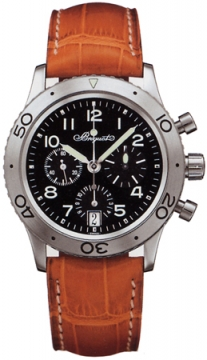 Breguet Type XX Transatlantique - Steel Mens watch, model number - 3820st/h2/9w6, discount price of £6,840.00 from The Watch Source