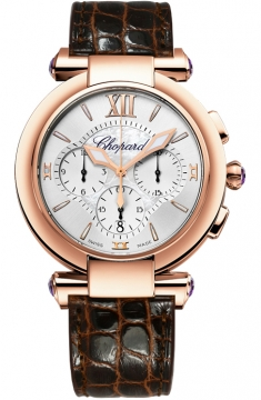 Chopard Imperiale Automatic Chronograph 40mm Ladies watch, model number - 384211-5001, discount price of £14,858.00 from The Watch Source