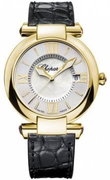Chopard Imperiale Quartz 36mm Ladies watch, model number - 384221-0001, discount price of £7,922.00 from The Watch Source