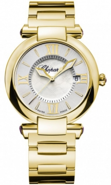Chopard Imperiale Quartz 36mm Ladies watch, model number - 384221-0002, discount price of £16,430.00 from The Watch Source