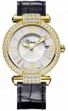 Chopard Imperiale Quartz 36mm Ladies watch, model number - 384221-0003, discount price of £19,040.00 from The Watch Source