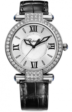 Chopard Imperiale Quartz 36mm Ladies watch, model number - 384221-1001, discount price of £18,530.00 from The Watch Source