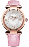 Chopard Imperiale Quartz 36mm 384221-5001 pink watch